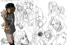 Fan Art and Swag!  / by Leigh Bardugo