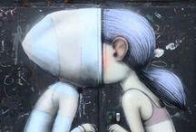 Just street art / by Eve Nera