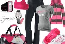 Get fit, stay fit, live fit!!!!! / by Nijiah C. DePaul