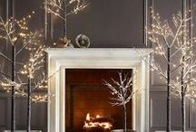 Holiday Decor Ideas / The holidays are here so we're taking a look at what's on the horizon for holiday trends. Both familiar and new, these trends incorporate the best of holiday design and color, providing ideas for a fresh and festive take on the winter holidays.  / by Dunn-Edwards Paints