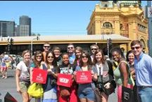 COMM 400 in Australia / In winter of 2014, COMM 400 studied abroad in Australia.  / by WKU Department of Communication