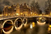 It's AmsterDAMN! / Amsterdam / by C Smith