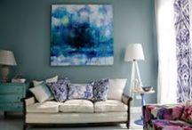 Interiors inspiration / by Stella Magazine