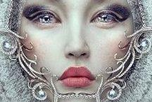 ツ Artistic FACES / by ツ Alberto Mateo, Travel Photographer