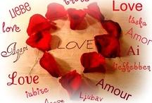 LOVE & HEARTS / by Deborah Jones