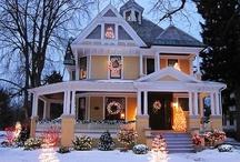 Victorian Houses I LOVE / by Deborah Jones
