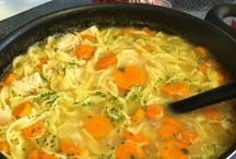 Soups / by Deborah Jones