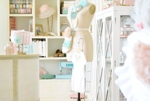 Craft Room ideas / by ♥ Nikkers