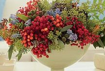 FLOWERS-ARRANGING TIPS / by RENIE OCALLAGHAN