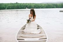 Wedding in the Woods / Our summer camp wedding   September 20, 2014  / by Krizia Garcia