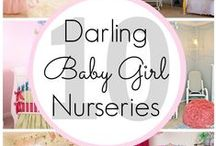 Cute ideas for Nurseys and kids rooms / by Colleen Kinder