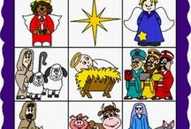 Christmas  / Nativities, Clipart and Scrapbooking, Poems, Crafts / by Tanni Goodman