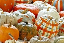 Fall-bulous / Fall ideas & decor (Halloween & Thanksgiving) / by Tina Berry