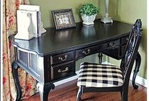 """Furniture..Inspirational Ideas / """"Transformations can be dazzling"""" / by Heather McClanahan"""