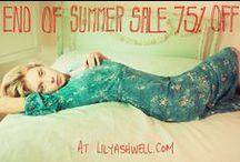 Lily Ashwell / by Rachel Ashwell