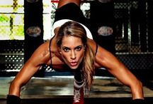 move it & lose it / Exercise & healthy choices. Motivation / by Tina Berry