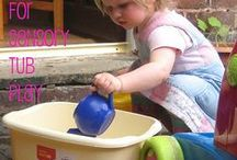 Toddler Activities / by Jessica Morris