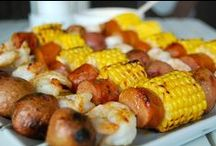 Can you smell it Savannah? / Grilling & smoking recipes & tips / by Tina Berry