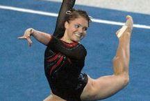 NCAA Women's Gymnastics / by Gina Forsyth
