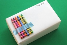 Simple Gift Ideas / Creative DIY ideas for gifts and gift wrapping.  / by Shannon Madigan (Madigan Made)