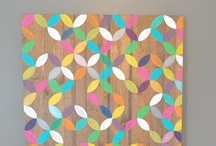 Simple DIY Wall Art  / Easy ways to make your own wall art.  / by Shannon Madigan (Madigan Made)