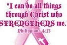 Breast Cancer Awareness / by Tina Robinson