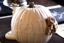 Fall Decor and more / by Tina Robinson