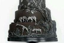 Cakes / by Saundra Pounds