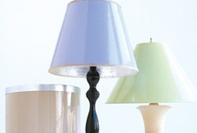 Simple Lamps / I love lamp. Lots of lighting inspiration.  / by Shannon Madigan (Madigan Made)
