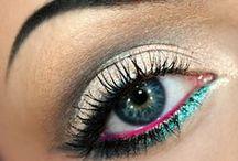 Favorite makeup looks! / by Lauren Crossley