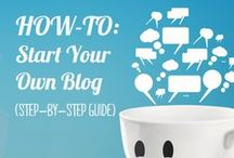 So You Want to Be a Blogger? / Tutorials, Tips, tricks, posts, quotes, and small business info to take you from getting started to raking in the big bucks!! Be sure to follow my Getting Social board for Social Media Tips as well! #blogging  / by Nicole Elliott