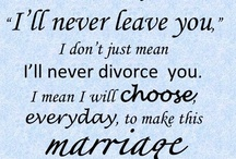 Happily Ever After / Because a real life fairy tale takes time, creativity, and a dash of patience! (( Marriage )) / by Nicole Elliott