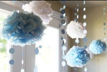 Blue décor for your baby ♥ by South Shore / by South Shore Furniture