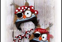 Crochet to wear / Crochet Scarfs, Shawls, Ponchos, Wraps etc / by Vicky S