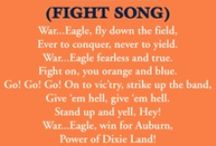 Auburn War Damn Eagle Baby! / by Jemekia Hall