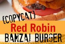 Copy Cat Recipes / by Scarlet Rose