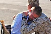 OUR COURAGEOUS HEROS... WHO SACRIFICE EVERYTHING FOR US...THANK YOU... / by renee ward