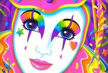Lisa Frank- Art / by renee ward
