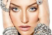 Dripping in Jewels / by ~❤~ Angelina's Designs ~❤~