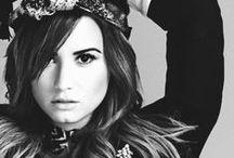 Demi Lovato  / by Jasmine Thomas