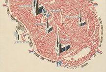 Maps / Mapas / by Aio Ast