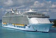 Cruisin the carribean oceans / cruise fun/islands / by Sharon Perry