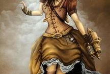 Steampunk Style / by Cindie