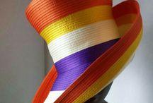 HOOFDzaken / hoeden, hats, chapeaux, sombreros  / by Mimarlida