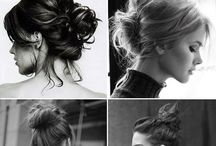 Hair style / It's all about Hair  / by Amina Elyaa