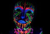 L.E.D./Glow in the Dark / by Della Kathryn Spyvye