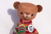All things Teddy Bear / by Kitty Ann
