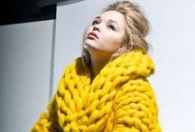 Sweaters & Scarves / by Taylor Venezio