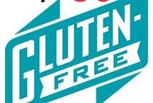 Living Gluten Free  / by Robbin Backes