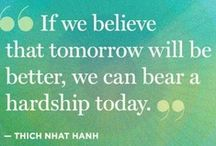 Thich Nhat Hanh / by Kitty Ann